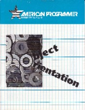 Cover of American Programmer