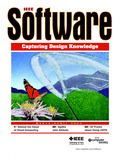 Cover of IEEE Software