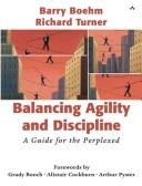 Cover of Balancing Agility and Discipline: A Guide for the Perplexed
